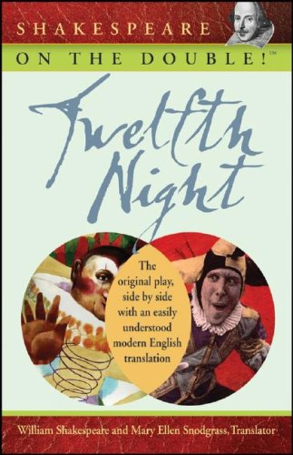 Shakespeare on the Double! Twelfth Night - William Shakespeare