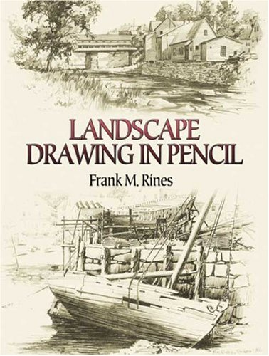 Landscape Drawing In Pencil Dover Books On Art Instruction Frank
