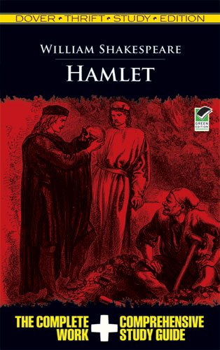 Hamlet Thrift Study Edition - William Shakespeare