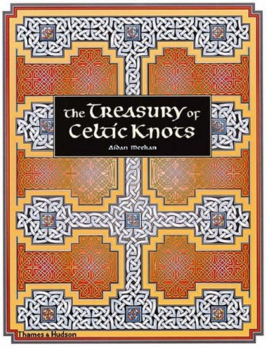 The Treasury of Celtic Knots - Aidan Meehan