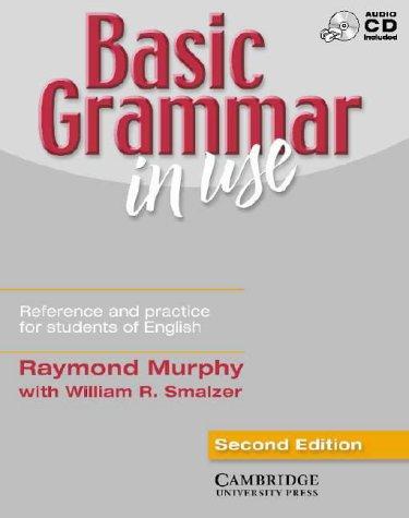 Basic Grammar in Use 2nd Edition