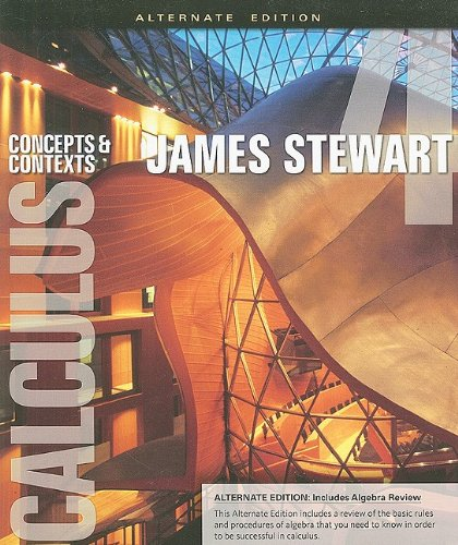 brooks cole calculus concepts and contexts alternate edition james stewart fandeluxe Image collections