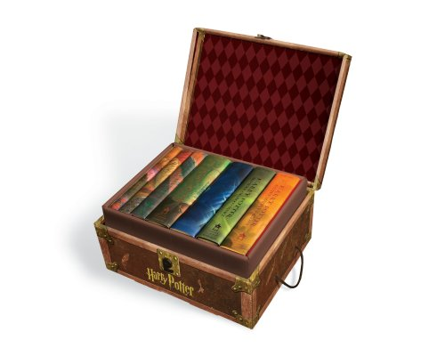 Harry Potter Boxset Books 1-7 - J. K. Rowling
