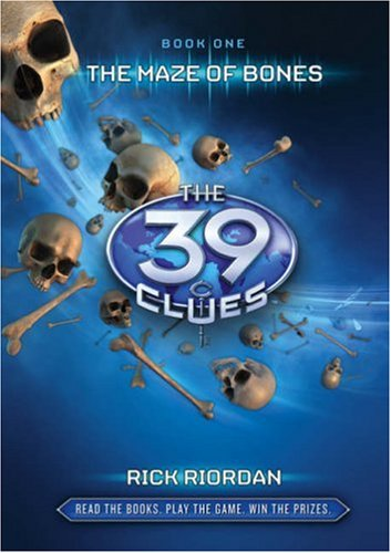 The 39 Clues Book 1:The Maze of Bones - Rick Riordan