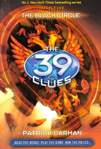The 39 Clues Book 5: The Black Circle - Library Edition (39 Clues. Special Library Edition) - Patrick Carman