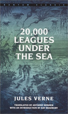 20,000 Leagues Under the Sea (Bantam Classics) - Jules Verne