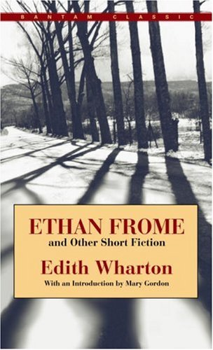An analysis of the character ethan frome in edith whartons book ethan frome