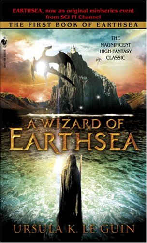A Wizard of Earthsea (The Earthsea Cycle, Book 1) - Ursula K. Le Guin