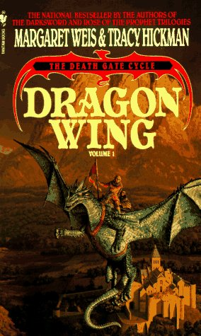 Dragon Wing   - The Death Gate Cycle 1 - Margaret Weis