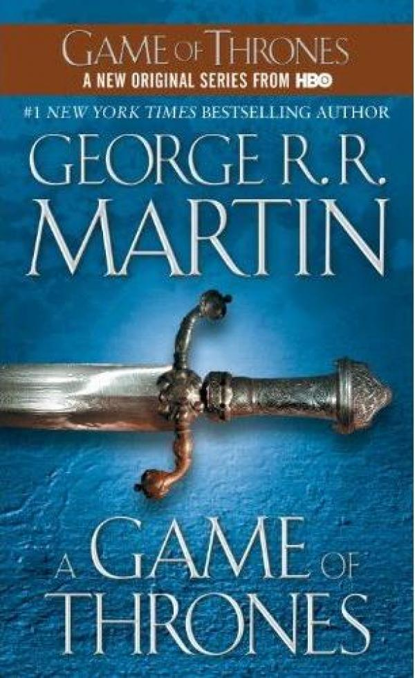Game of Thrones - A Song of Ice and Fire #1 - George R.R. Martin