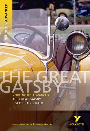 The Great Gatsby (York Notes) - F. Scott Fitzgerald