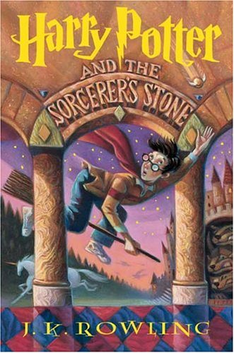 Harry potter and the sorcerer's stone - Joanne Kathleen Rowling