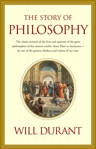 Story of Philosophy (Touchstone Books) - Will Durant
