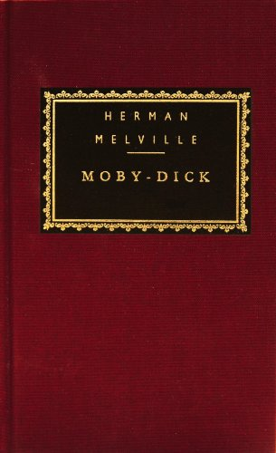 Moby-Dick (Everyman's Library) - Herman Melville
