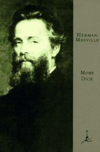 Moby Dick: or the Whale (Modern Library) - Herman Melville
