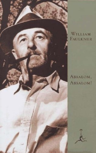 Absalom, Absalom!: The Corrected Text (Modern Library) - William Faulkner