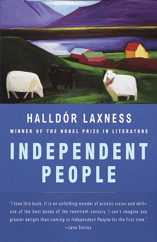 Independent People / Halldor Laxness