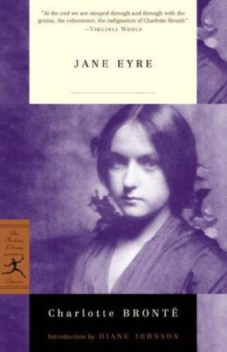 Jane Eyre (Modern Library Classics) - Charlotte Bronte
