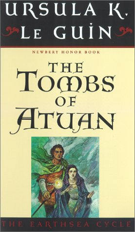 The Tombs of Atuan (The Earthsea Cycle, Book 2) - Ursula K. Le Guin