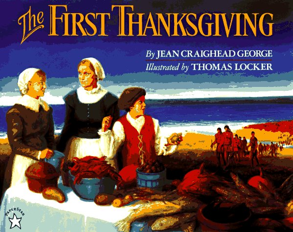 The First Thanksgiving (Picture Puffins) - Jean Craighead George
