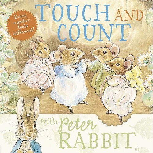 Touch and Count with Peter Rabbit (Potter) - Beatrix Potter