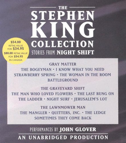 The Stephen King Collection: Stories from Night Shift - Stephen King