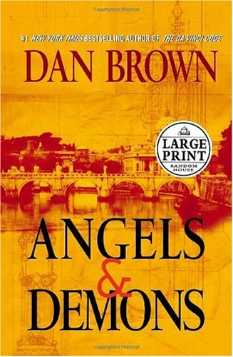Angels & Demons (Robert Langdon) - Dan Brown