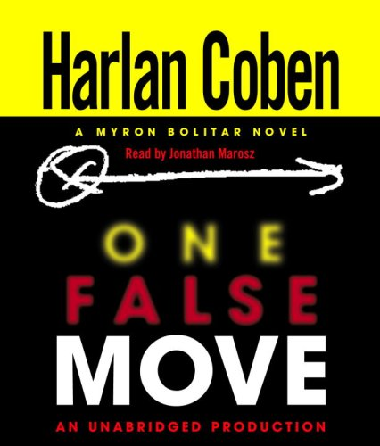 One False Move (Myron Bolitar) - harlen coben