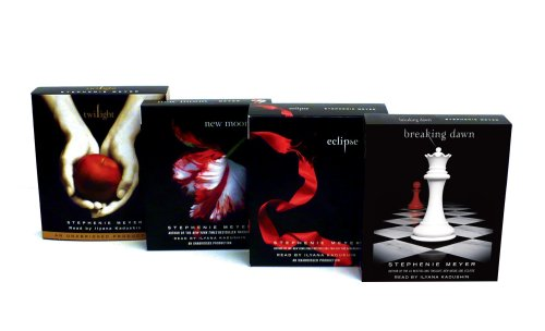 Stephenie Meyer: Twilight/New Moon/Eclipse/Breaking Dawn CD Ppk (Twilight Saga) - Stephenie Meyer