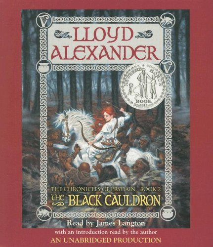 The Prydain Chronicles Book Two: The Black Cauldron - Lloyd Alexander