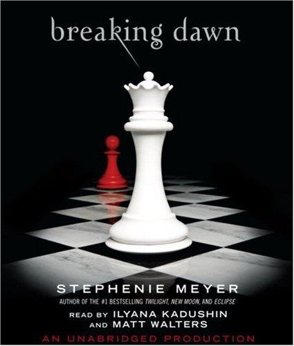 Breaking Dawn (The Twilight Saga, Book 4) - Stephenie Meyer