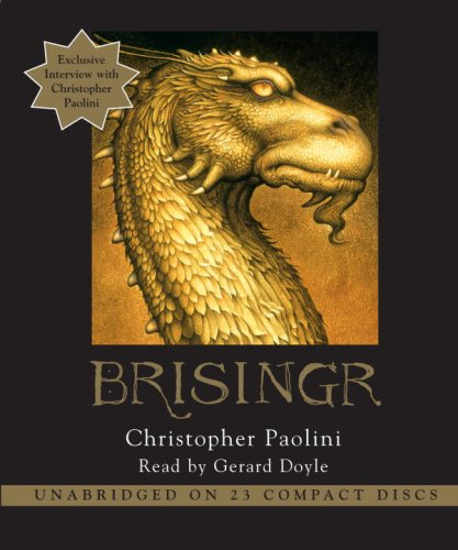 Brisingr (Inheritance, Book 3) - Christopher Paolini