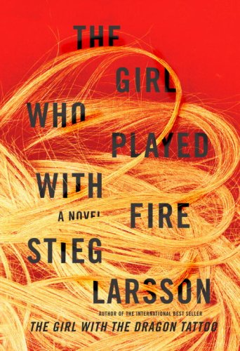 The Girl Who Played with Fire (Random House Large Print) - Stieg Larsson