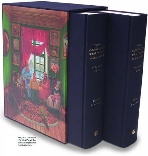 The Complete Far Side 1980-1994 (2 vol set) - Gary Larson