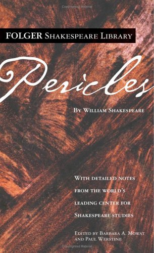 Pericles (Folger Shakespeare Library) - William Shakespeare