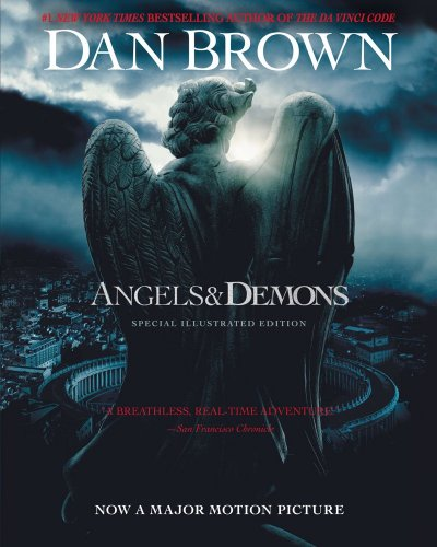 Angels & Demons Special Illustrated Edition: A Novel (Robert Langdon) - Dan Brown