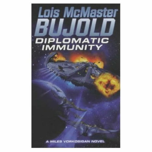 Diplomatic Immunity (Miles Vorkosigan Adventures) - Lois McMaster Bujold