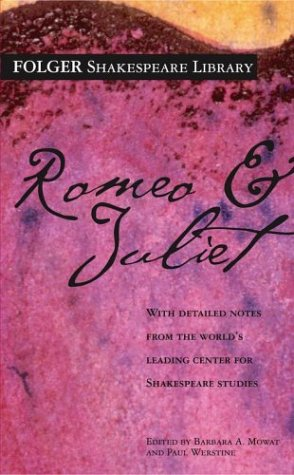 Romeo and Juliet (Folger Shakespeare Library) / William Shakespeare
