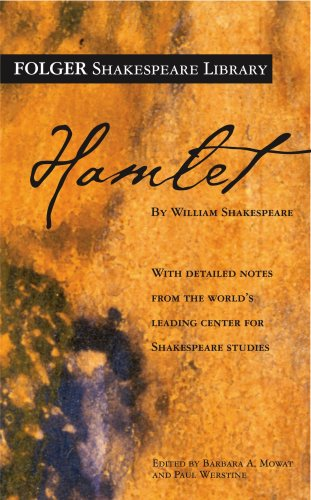 Hamlet (The New Folger Library Shakespeare) - William Shakespeare