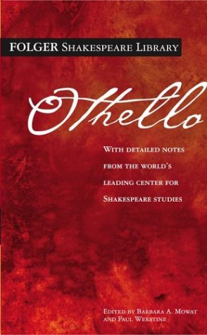 Othello (Folger Shakespeare Library) - William Shakespeare
