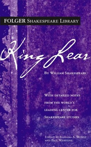 King Lear (The New Folger Library Shakespeare) - William Shakespeare