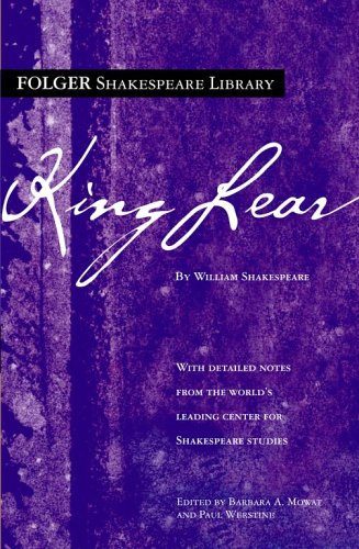 King Lear (Folger Shakespeare Library) - William Shakespeare