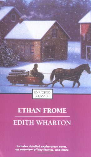 Ethan Frome (Enriched Classics (Pocket)) - Edith Wharton