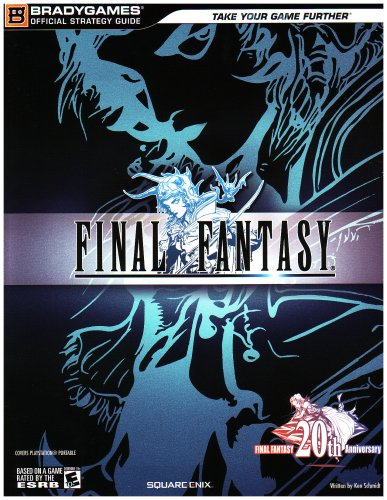 FINAL FANTASYr Official Strategy Guide Guides Bradygames