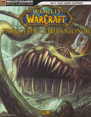 World Of Warcraft Dungeon Companion Volume III Official Strategy Guides Bradygames