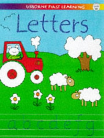Letters (First Learning) - Karen Bryant-Mole