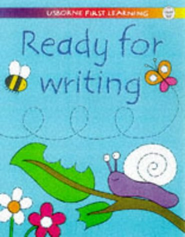 Ready for Writing (First Learning) - Karen Bryant-Mole