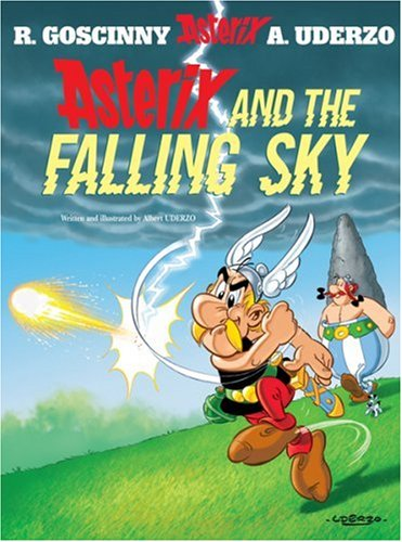 Asterix and the Falling Sky - Albert Uderzo
