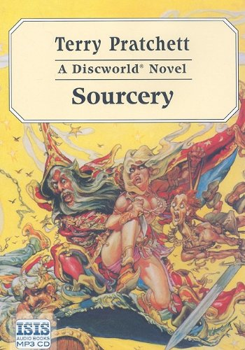 Sourcery (Discworld Novels) - Terry Pratchett