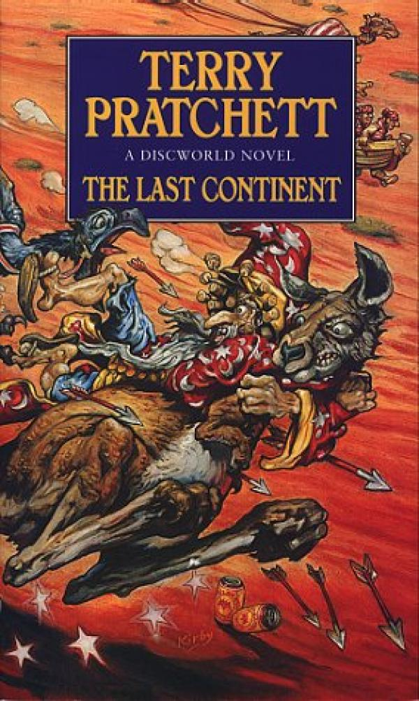 The Last Continent (Rincewind) - Terry Pratchett